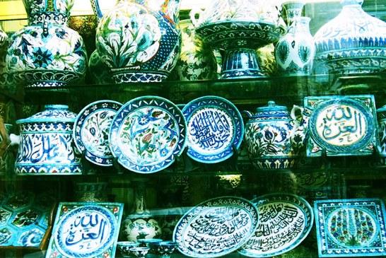 Syrská řemeslná výroba stále nabízí vysokou přidanou hodnotu