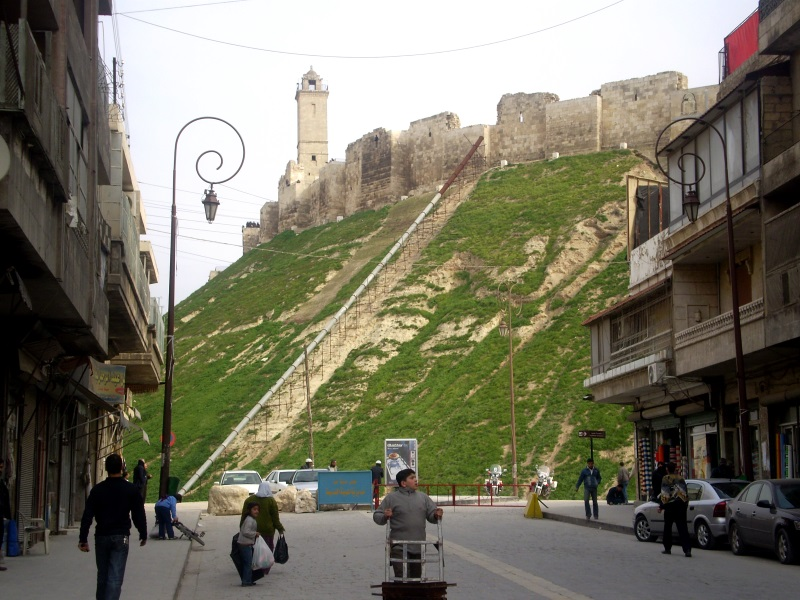 Aleppo: Speciální workshop k rekonstrukci historického centra města