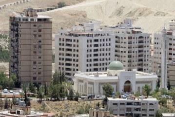 Damašek: probíhá další etapa výstavby rezidenčních čtvrtí v rámci Výnosu č. 66