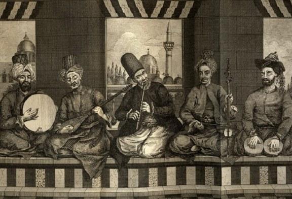 Zde to začíná: Syrská hudba v proměnách staletí