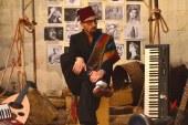 Tradiční hudební nástroje arabské hudby a nezaměnitelná syrská rytmika