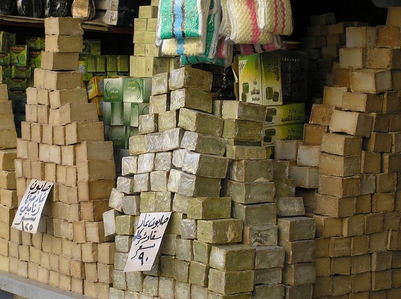 Aleppo: otevření nového trhového komplexu