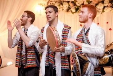 Damašské arády a typická damašská svatba
