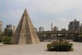 Zapomenutý Niemeyer v libanonském Tripoli