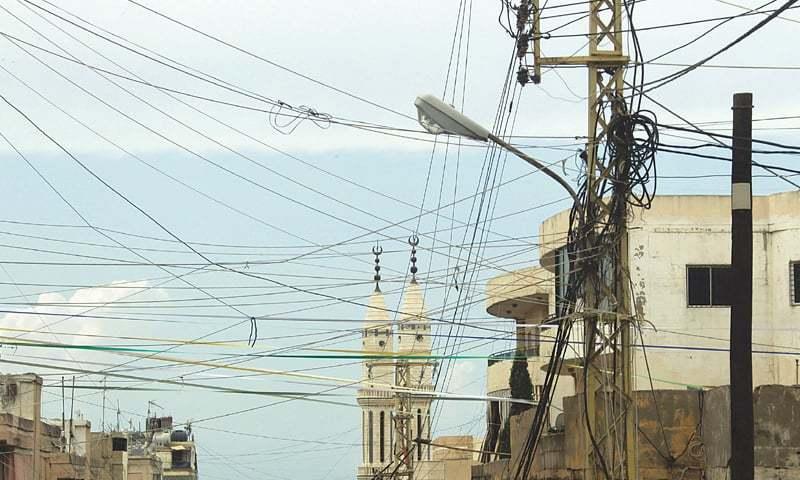 Sýrie zvažuje export elektrické energie do sousedního Libanonu