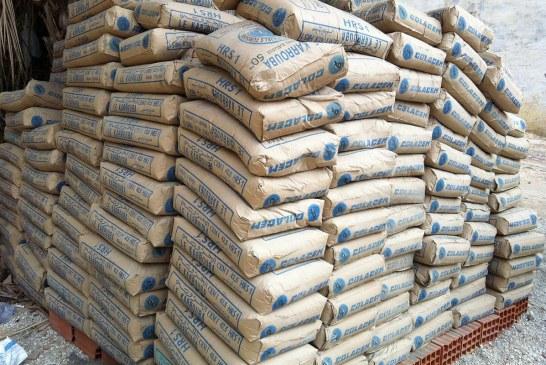 Předpoklad nárůstu produkce cementu a jeho prodeje v roce 2017