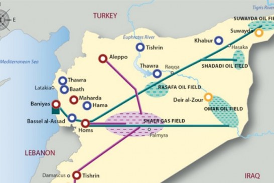 Čínské ropné společnosti plánují strategie svého návratu do Sýrie