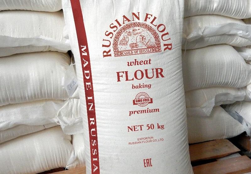 Ruská firma doveze do konce roku 2018 do Sýrie přes milion tun pšenice