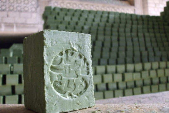 Tradiční aleppské mýdlo přežilo léta krize coby exportní produkt