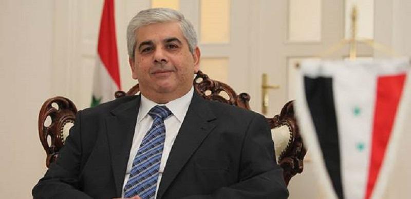 Rozhovor: S velvyslancem Sýrie Baššárem Akbíkem o obchodních perspektivách ČR v Sýrii