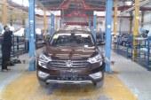 Syrský výrobce naplno spustil montáž čínských vozů na své vlastní lince