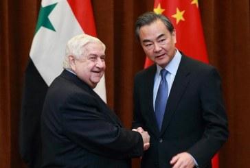 Přehled hlavních čínských firem plánujících návrat do Sýrie