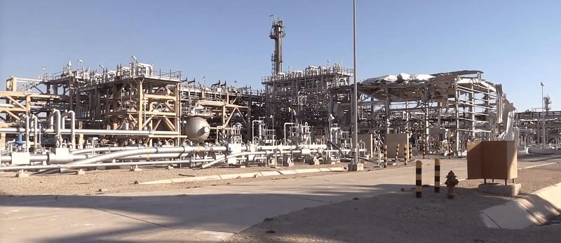Sýrie dále zvyšuje produkci zemního plynu
