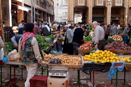 Zpráva dvou agentur OSN konstatuje zlepšení potravinové situace v Sýrii