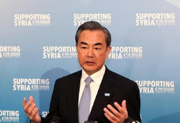 Peking: konference o obnově Sýrie za účasti čínských společností
