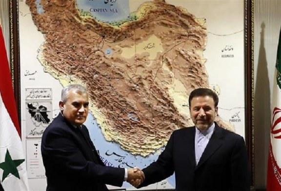 Džavád Turkábádí: Írán chce při obnově Sýrie stát v první linii