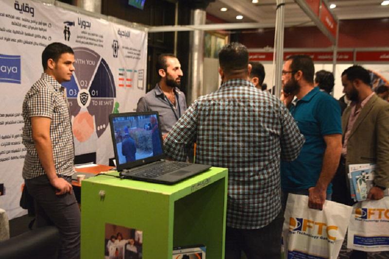 V Damašku proběhl v tomto týdnu veletrh Syria Tech 2017