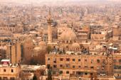 Aleppo: delegace syrských podnikatelů-emigrantů u guvernéra provincie