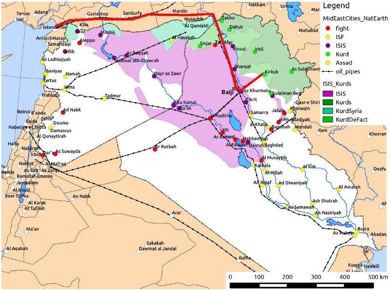 Rapidní nárůst těžby ropy v posledních týdnech