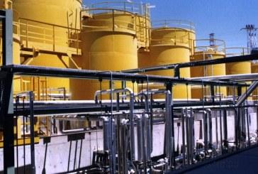 Stavba nové cukrové rafinerie poblíž Homsu