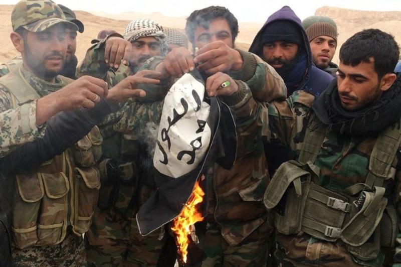 Stále větší území se nachází pod kontrolou syrské vlády