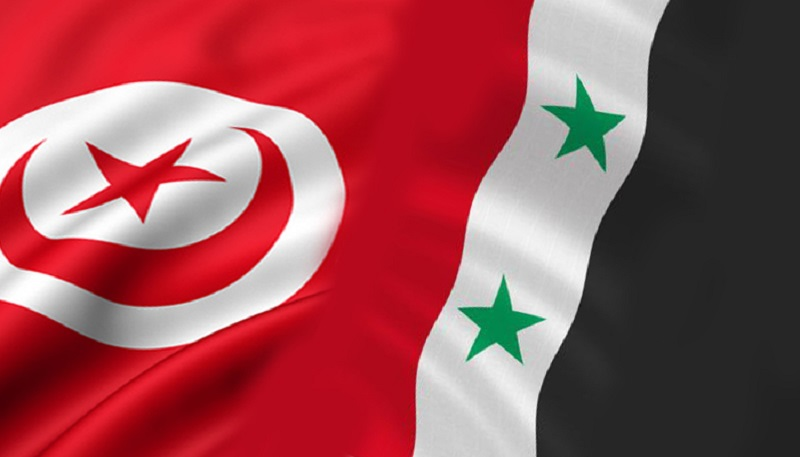 Damašek: tuniská parlamentní delegace u prezidenta Asada