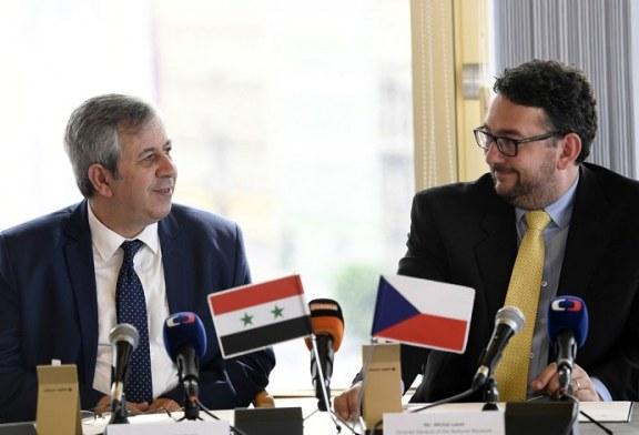 Sýrie se při poválečné rekonstrukci chce orientovat prioritně na spřátelené země