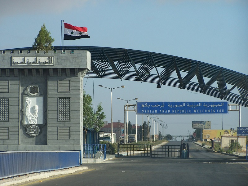 Očekávané otevření syrsko-jordánské hranice by mělo zásadní ekonomický význam