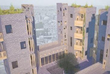Aleppo: Vyčlenění nových bytů v rámci probíhajícího realitního projektu