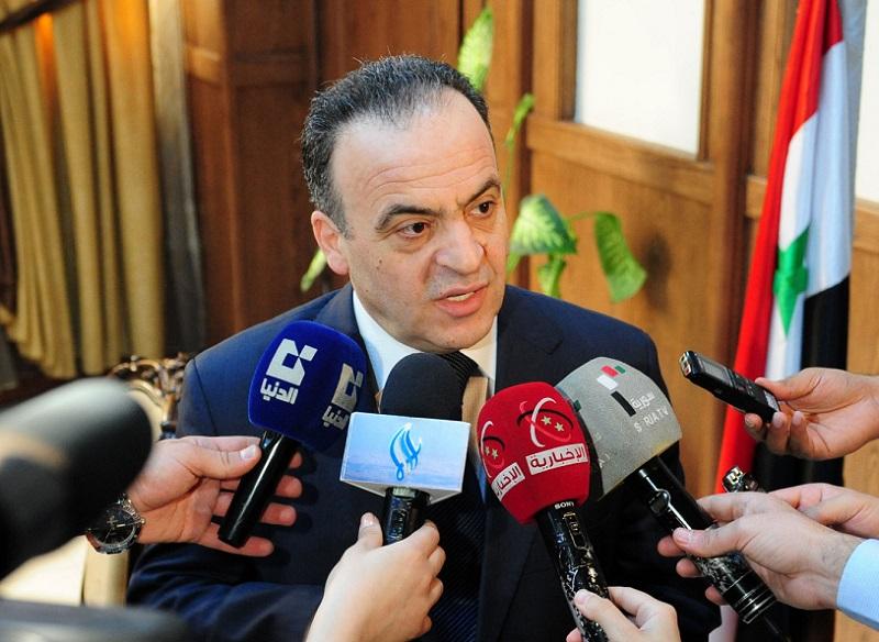 Kritika předchozí vlády za nehospodárnost se zahraniční měnou ze strany syrského premiéra