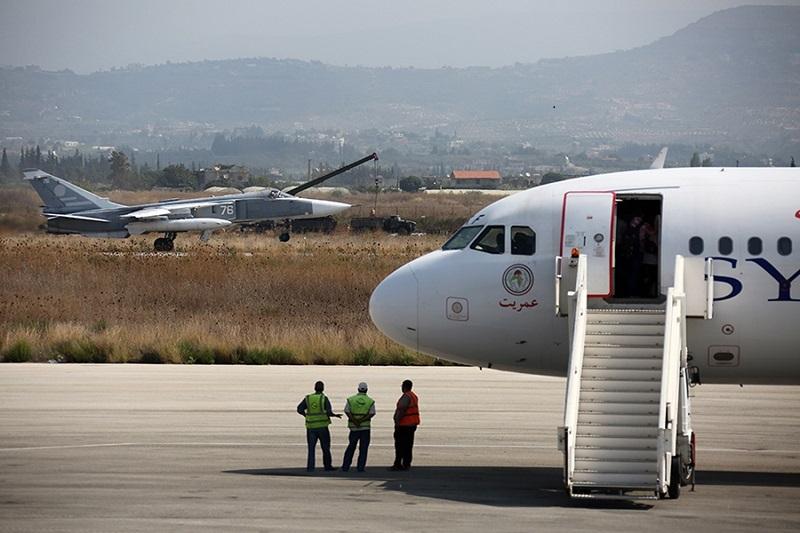 Syrská vláda plánuje spustit nového letištního operátora
