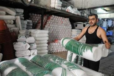 Aleppo: nové továrny v Šajch Nadždžár budou již brzy v provozu