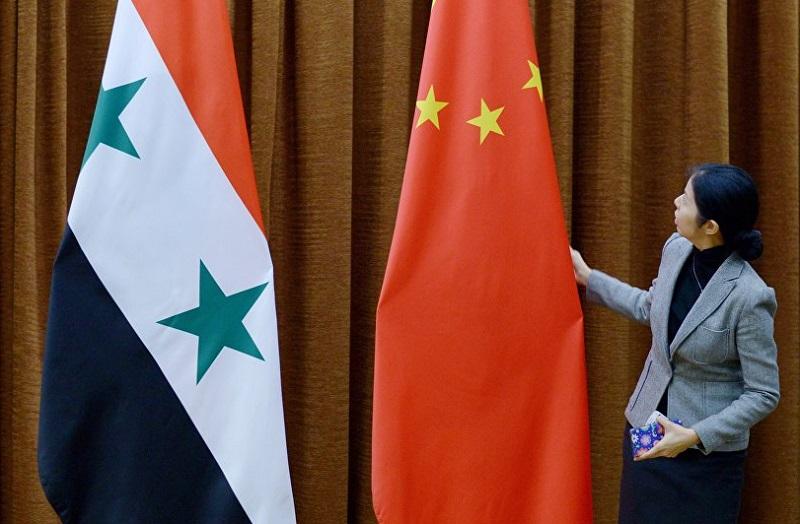 Jak významnou roli bude hrát Čína při rekonstrukci Sýrie?