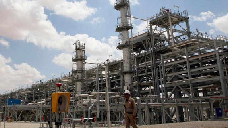 Očekávaný nárůst těžby zemního plynu na stanici Ebla