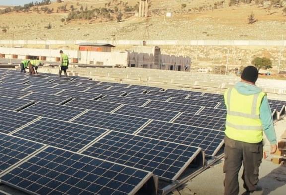 """V Damašku proběhne veletrh obnovitelných zdrojů energie """"All-Energy"""""""