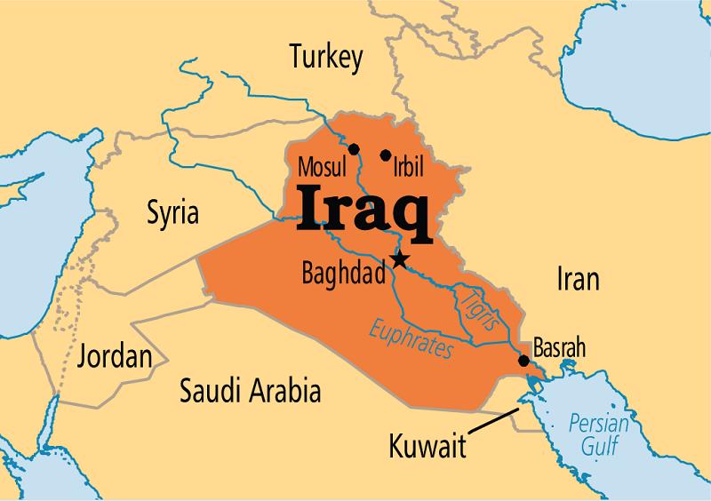 Nabíl al-Jásirí: Irácká zahraniční politika z geopolitického pohledu, aneb Lze najít rovnováhu mezi rivaly?