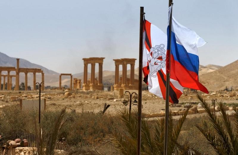 Přehled dosavadních i plánovaných rolí Ruské federace v obnově Sýrie