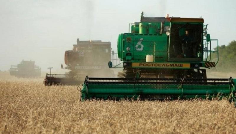 Rusko poskytne Sýrii uvěr na nákup pšenice