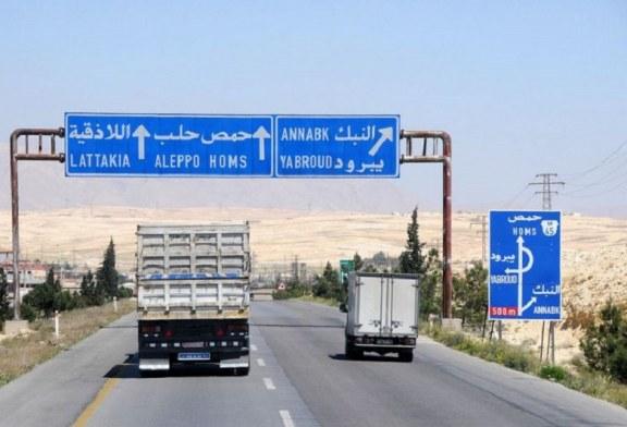 Syrská dopravní infrastruktura přežila léta války v relativně dobrém stavu