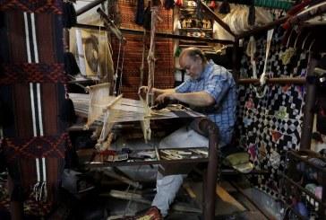 Výstavy syrských koberců v Tartúsu a Qunajtře