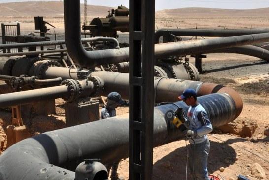 K dispozici aktualizace k dohodám Sýrie s Ruskem v oblasti petrochemie