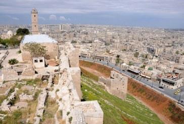 Historické centrum Aleppa pomalu ožívá