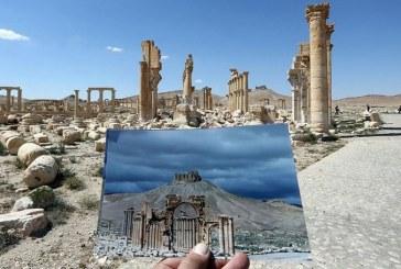 Obnova Sýrie se týká také historického dědictví