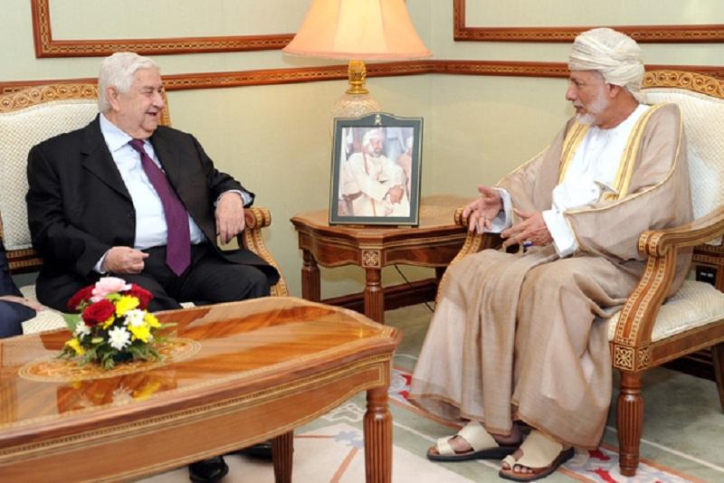 Omán může sehrát důležitou roli v obnově Sýrie