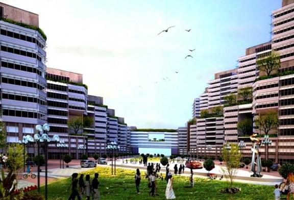 Realitní projekt Marotta City přitahuje investory