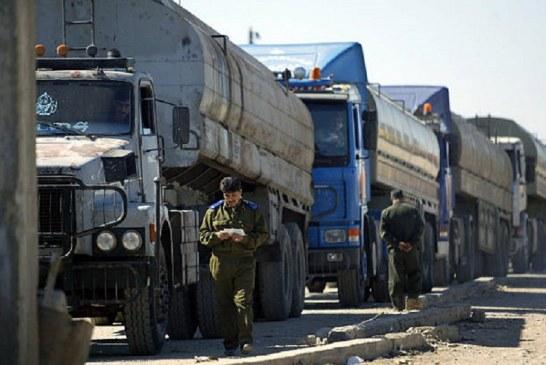 Sýrie má ambice být transitní zemí pro obchod s fosilními palivy