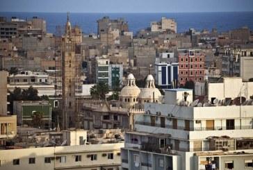 Syrsko-libyjská jednání o ekonomické spolupráci