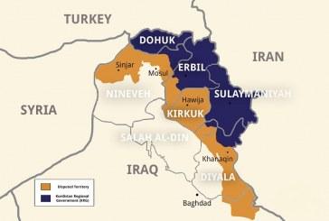 Nabíl al-Jásirí: Irácký Kurdistán – vnitřní krize a vnější zájmy