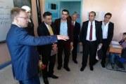 Návštěva německé parlamentní delegace v Sýrii