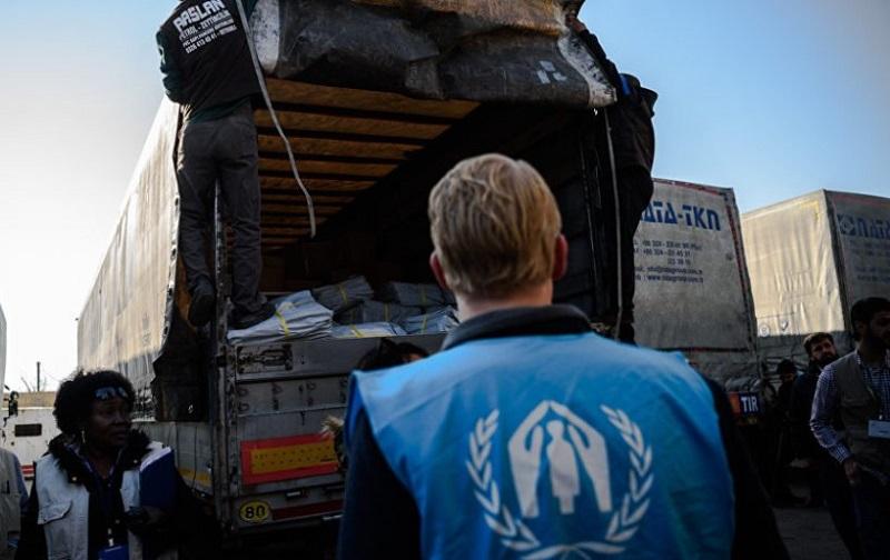 OSN v Sýrii shání prostředky pro obyvatelstvo Ghúty a Afrínu